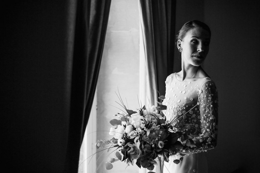 Mariage chic et élégant au domaine de verderonne
