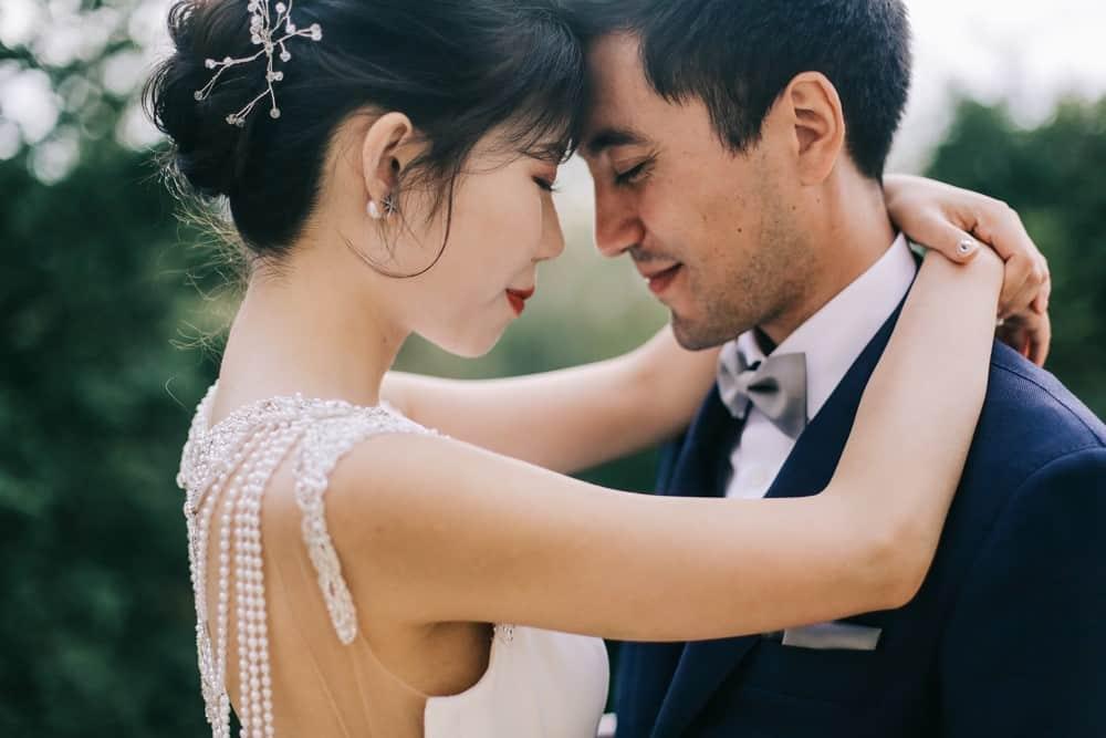Mariage au Domaine de la châsse