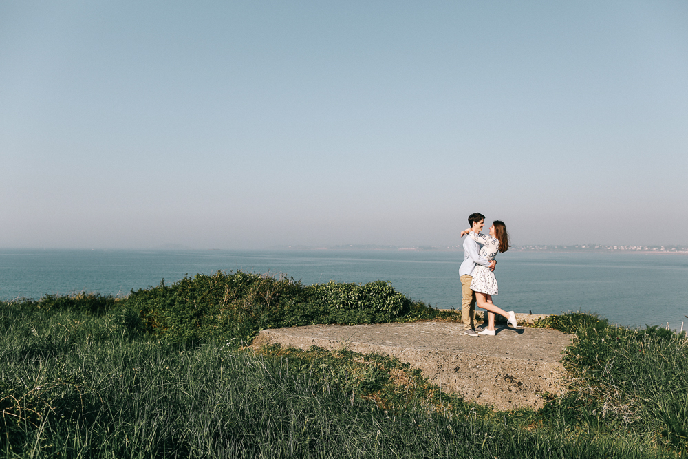photographe couple bretagne